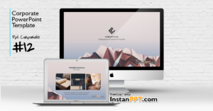 InstanPPT - PowerPoint Template Corporate 12