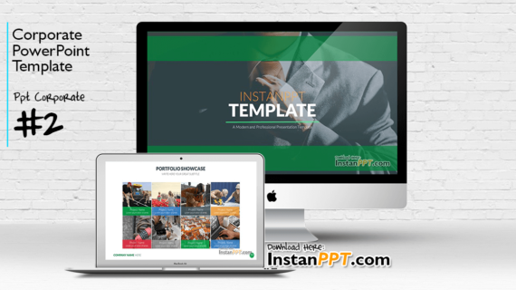 PowerPoint Template Corporate 2