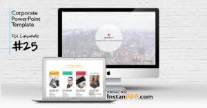 InstanPPT - PowerPoint Template Corporate 25