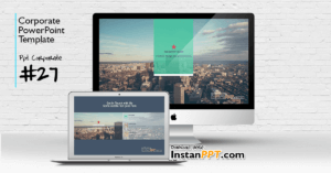 InstanPPT - PowerPoint Template Corporate 27
