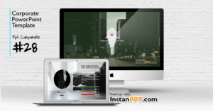 InstanPPT - PowerPoint Template Corporate 28
