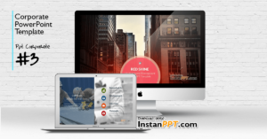 InstanPPT - PowerPoint Template Corporate 3