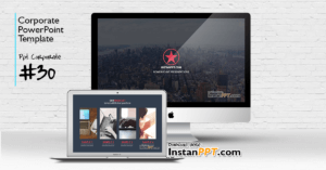 InstanPPT - PowerPoint Template Corporate 30