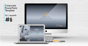 InstanPPT - PowerPoint Template Corporate 8